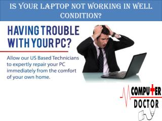 Doorsteps Laptop Repair Service In Gurugram By Computer Dr. Doorsteps Laptop Repair Service In Gurugram By Computer Dr.