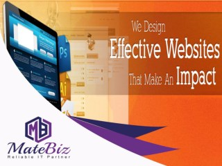 matebiz.com - Are You Searching For Customized Website