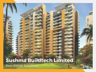 Buy Luxury Apartments In Zirakpur- Sushma Buildtech Limited