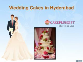 Send midnight Wedding Cakes to Hyderabad Online | birth day cakes
