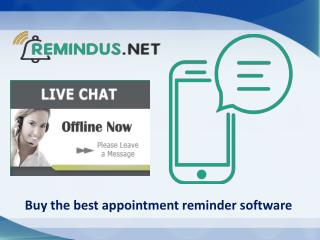 Search the best Appointment Reminder