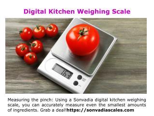 Body Weighing