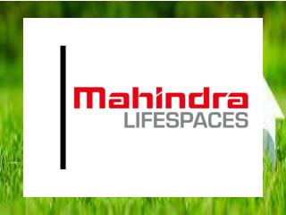 Mahindra Lifespaces offering Mahindra Luminare Gurgaon
