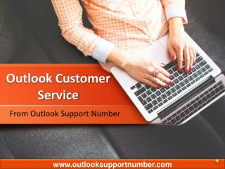 Outlook Customer Service In USA