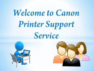 Canon Printer Customer Service