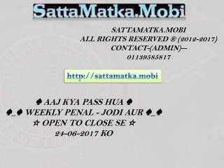 Your Favorite Live Online Casino Games With SattaMatka
