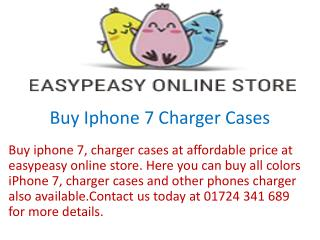 Buy Iphone 7 Charger Cases