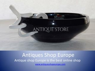 Decore your Home with Antique Shop Europe