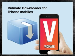 Download VidMate App For iPhone