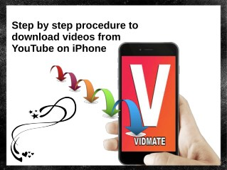Step By Step Procedure To Download Videos From YouTube On iPhone