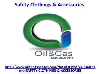 Get the best Safety Clothings & Accessories in UAE