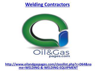 Who is the best welding contractors in UAE
