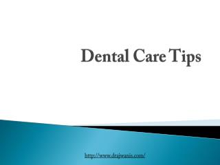 Dental Care Tips by Best Orthodontist in Pune – Dr. Ajwani