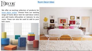 Revolutionize Your Home With DDecor