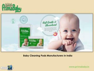 Wet Wipes Manufacturers in India