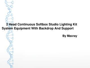 Studio Kits