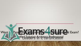 AWS Solution Architect Professional Practical Exam Questions With 100% Passing Guarantee