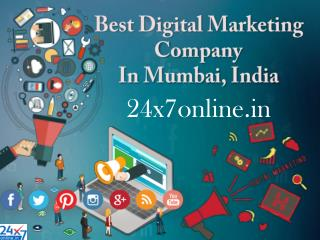Best Digital Marketing Company company in mumbai, india