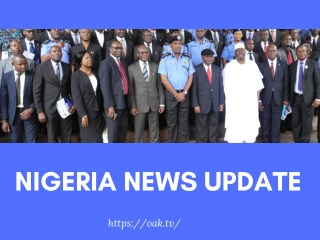 Nigeria News Update