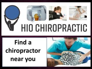 Get the basic chiropractic adjustment in the USA