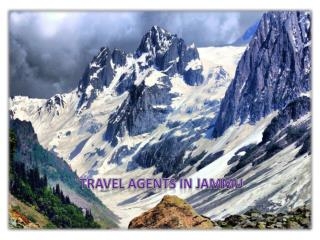 Around the world with  travel agents in Jammu call-  918383991800