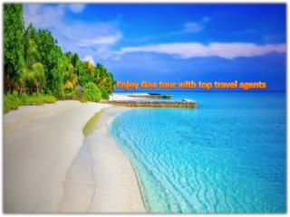 Travel deals with Best Travel agents in Goa Call -  918383991800