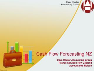 Cash flow forecasting NZ | Payroll Services New Zealand - Dave Hector