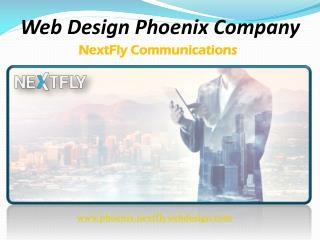 Website Design Phoenix Company