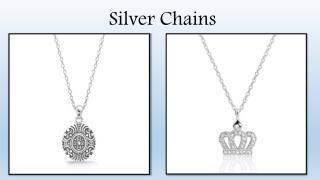 Silver Chains - Prjewel