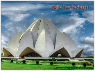 Delhi tour packages for visiting Delhi, Agra, and Jaipur in monsoon