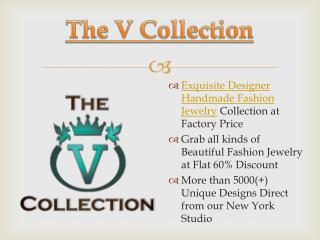 Designer Beautiful Druzy Gemstone Fashion Jewelry at Flat 60% Discount