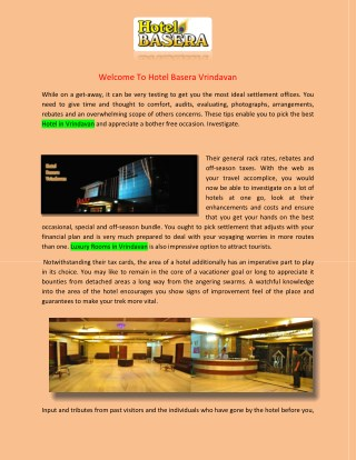 welcome-to-hotel-basera-vrindavan