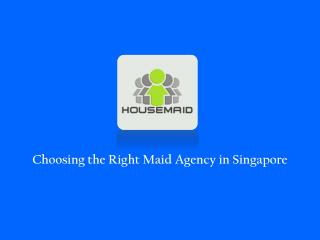 Best Maids Singapore