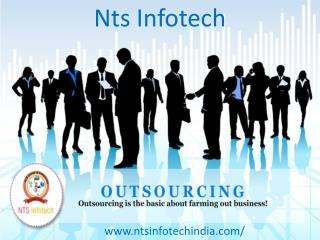 Top Outsourcing Company in India - Nts Infotech