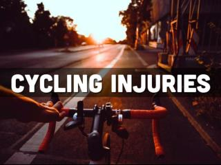 Common Cycling Injuries and How to Prevent Them