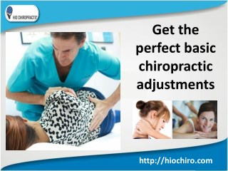 Find a chiropractor near you for health care