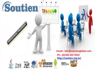 Soutien Infotech - Best Digital Marketing & IT Training Institute In Noida