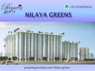 Nilaya Greens 2, 3 BHK flats for sale in Rajnagar Extension Ghaziabad