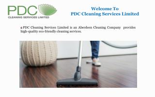 Professional Domestic Cleaning Services Aberdeen
