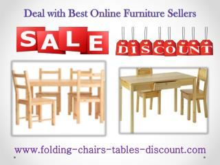 Deal with Best Online Furniture Sellers