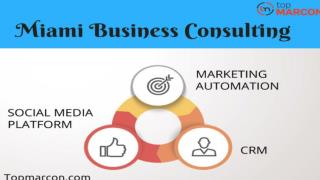 Miami business consulting - Top MarCon