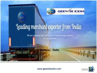 Fresh Vegetables Exporters in India