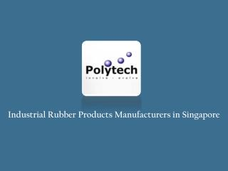 Industrial Rubber Products Singapore