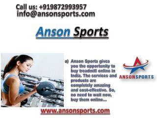 Online Sports and Fitness Shop in Delhi