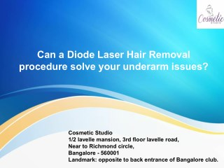 Laser treatment for hair removal in bangalore