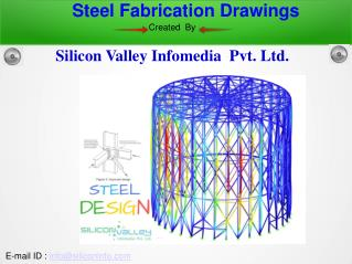Steel Fabrication Drawings Services - SiliconInfo