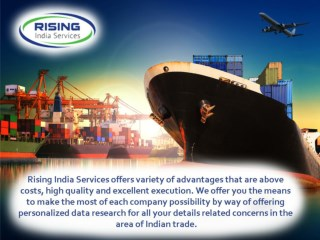 Benefits of World Trade Data in Export Import Business