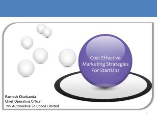 Cost Effective Marketing Strategies For StartUps