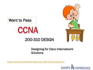 How To Prepare Cisco 200-310 Exam with Valid 200-310 Dumps