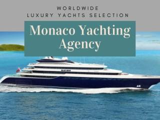 Sailing and Yachting - Monaco Yachting Agency